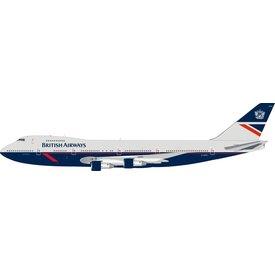 InFlight B747-100 British Airways Landor G-AWNJ 1:200 with coin +Preorder+