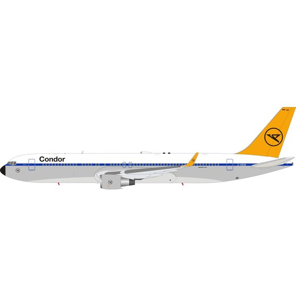 InFlight B767-300 Condor D-ABUM 1:200 with stand +Preorder+