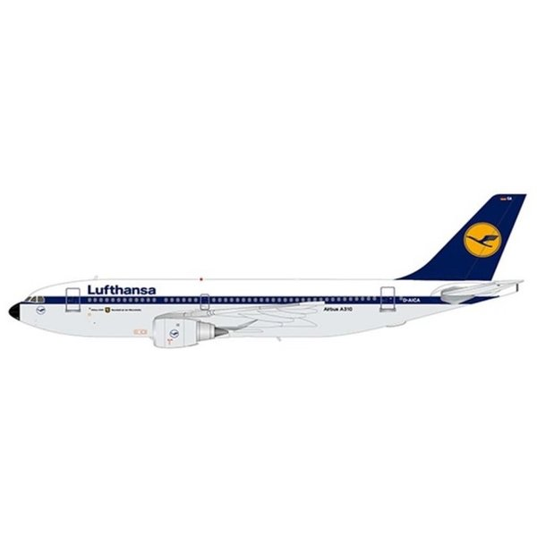 JC Wings A310-200 Lufthansa old livery D-AICA 1:200 +preorder+