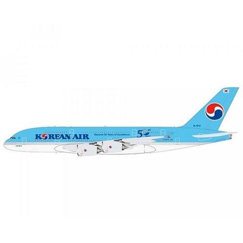 A380-800 Korean Air 50th Ann.HL7612 1:200 +Preorder+