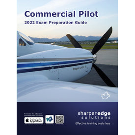 Sharper Edge Commercial Pilot Exam Preparation Guide 2022