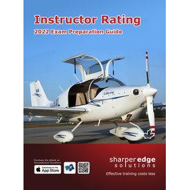 Sharper Edge Instructor Rating Exam Preparation Guide 2022