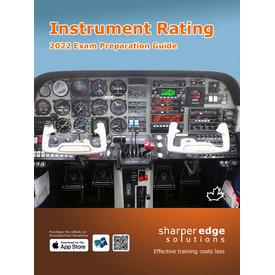 Sharper Edge Instrument IFR Pilot Exam Preparation Guide 2022