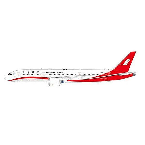 JC Wings B787-9 Dreamliner Shanghai Airlines B-1113 1:200 +preorder+