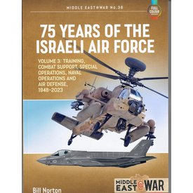 75 Years of the Israeli Air Force: Vol.3: MiddleEast@War #36 SC