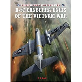 Osprey Publications B57 Canberra Units of the Vietnam War: OCA #85 SC