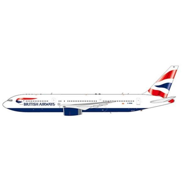 JC Wings B767-300ER British Airways Union G-BNWA 1:400 +Preorder+