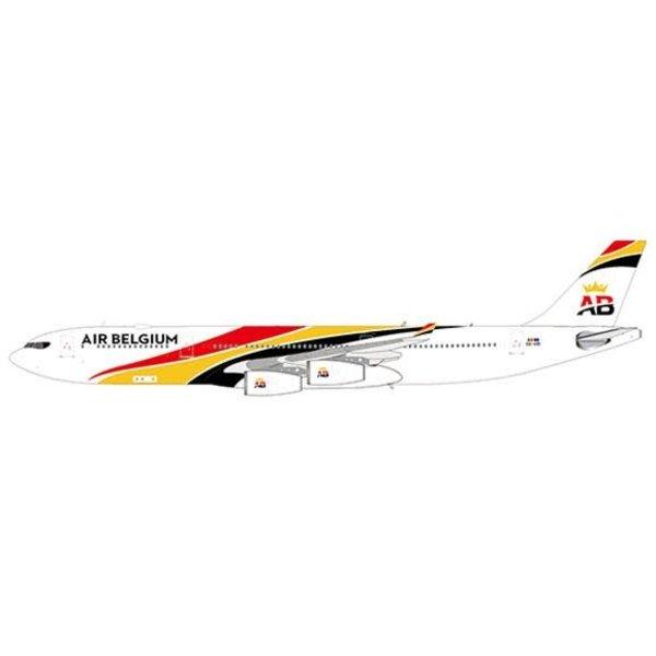 JC Wings A340-300 Air Belgium OO-ABB 1:400 (2nd) +Preorder+