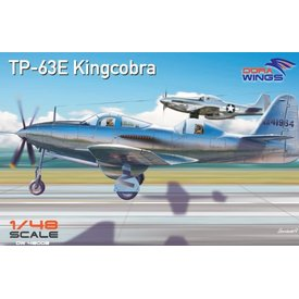 DoraWings Bell TP63E Kingcobra (Two seat) 1:48