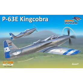DoraWings Bell P63E-1-BE Kingcobra Honduras AF 1:72