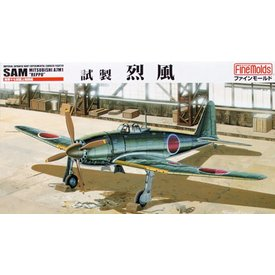 FineMolds Mitsubishi A7M1 Reppu 'SAM' IJN 1:48