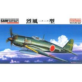 FineMolds Mitsubishi A7M2 Reppu 'Sam' IJN 1:48