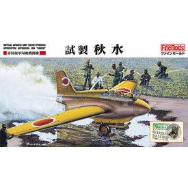 FineMolds J8M1 Mitsubishi SHUSUI 1:48