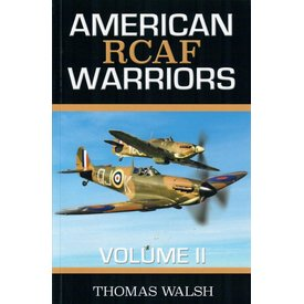 American RCAF Warriors: Volume 2: softcover
