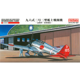 "FineMolds Mitsubishi A5M2b ""Claude"" IJN Type 96 1:48"