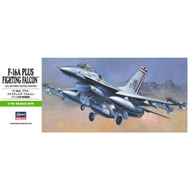Hasegawa F16A Plus Fighting Falcon 1:72 [B1]