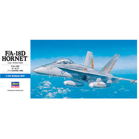 Hasegawa F18D Hornet USMC 1:72 [D9]