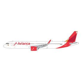 Gemini Jets A321neo Avianca N761AV 1:400 *Preorder*