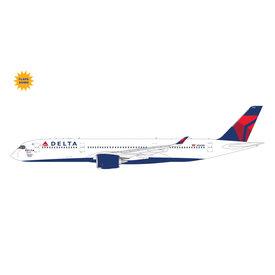 Gemini Jets A350-900 Delta The Delta Spirit N502DN 1:400 flaps  *Preorder*
