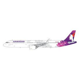 Gemini Jets A321neo Hawaiian Airlines N205HA 1:400 *Preorder*
