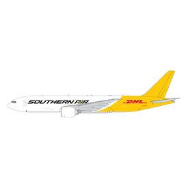 Gemini Jets B777LRF Southern Air DHL tail N775SA 1:400 *Preorder*