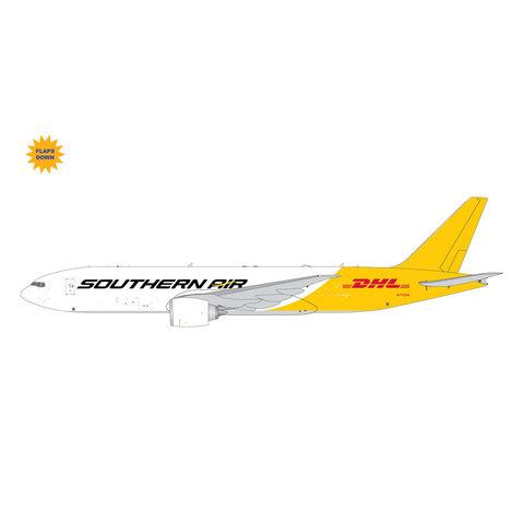 B777LRF Southern Air DHL tail N775SA 1:400 flaps *Preorder*