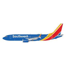 Gemini Jets B737-8 MAX Southwest Airlines N8730Q 1:400 *Preorder*