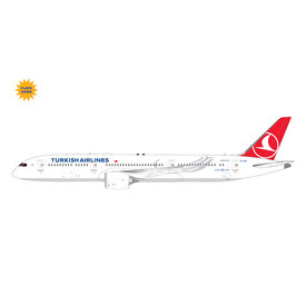 Gemini Jets B787-9 Dreamliner Turkish Airlines TC-LLO 1:400 flaps down *Preorder*