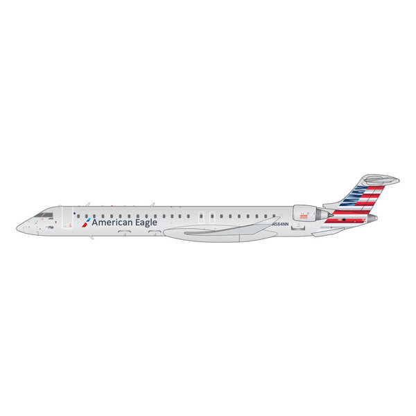 Gemini Jets CRJ-900LR American Eagle N584NN 1:200 with stand  *Preorder*