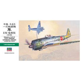Hasegawa KI43-II 'OSCAR' Late Version 1:48 [JT82]