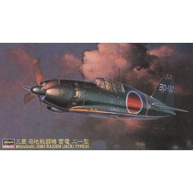 Hasegawa J2M3 Raiden Type 21 'JACK'  1:48 [JT45]