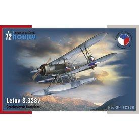 Special Hobby Letov S.328v Czechoslovak Floatplane 1:72