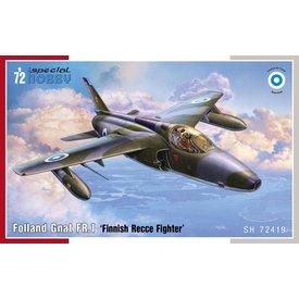 Special Hobby Folland Gnat FR.1 Finnish Recce Fighter 1:72