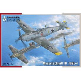 Special Hobby Messerschmitt Bf109E-4 1:72