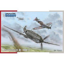 Special Hobby Messerschmitt Bf109E-3 1:72