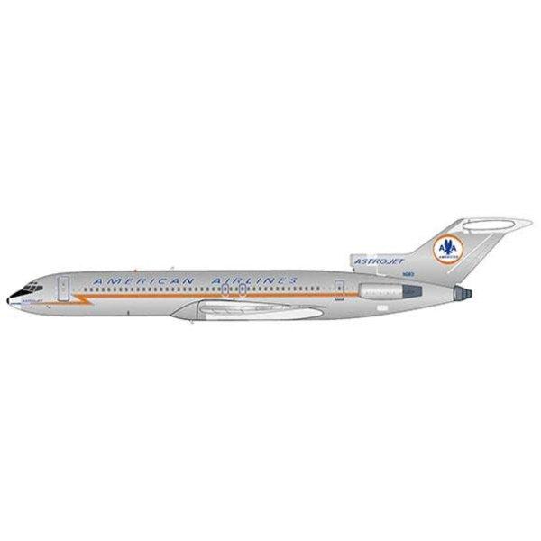 JC Wings B727-200 American Airlines Astrojet retro N6801 1:400 +preorder+