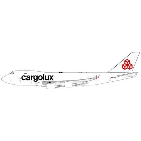 B747-400ERF Cargolux  LX-JCV 1:400 +Preorder+