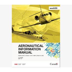 Transport Canada Aeronautical Information Manual AIM  October 07 2021 to March 24, 2022