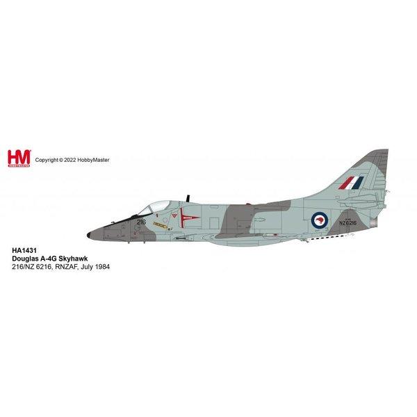 Hobby Master A4G Skyhawk RNZAF Royal New Zealand AF NZ6216 1:72 +preorder+
