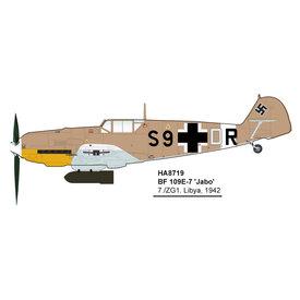 Hobby Master BF109E-7 7./JG 1 Luftwaffe Ribia S9+R9 1942 1:48 +Preorder+