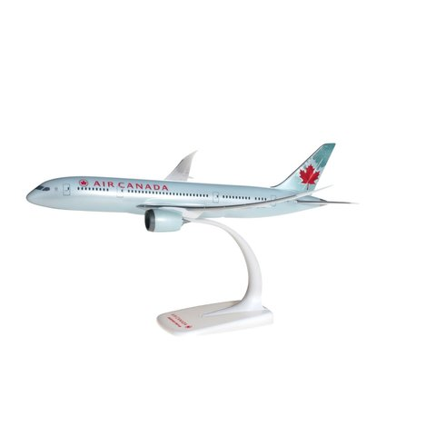 B787-8 Dreamliner Air Canada 2005 blue livery C-GHPQ 1:200 with stand