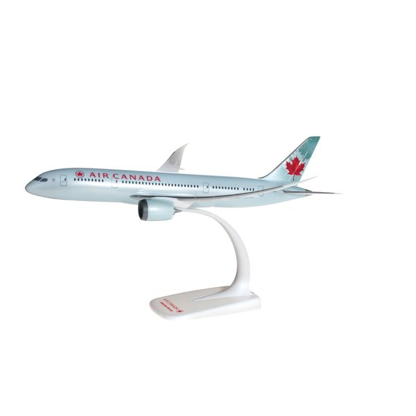 PPC Models B787-8 Dreamliner Air Canada 2005 blue livery C-GHPQ 1:200 with stand