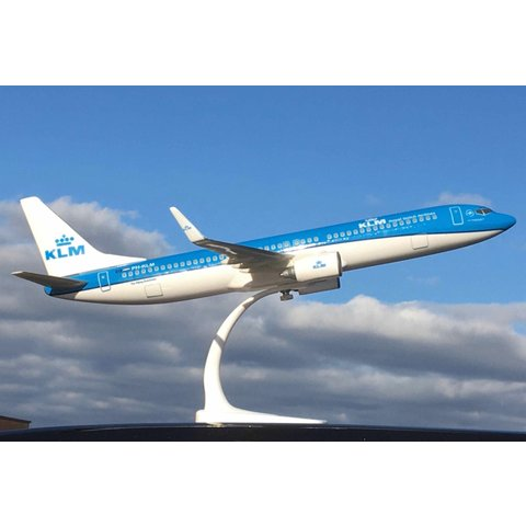 B737-900W KLM PH- KLM 1:100 with stand