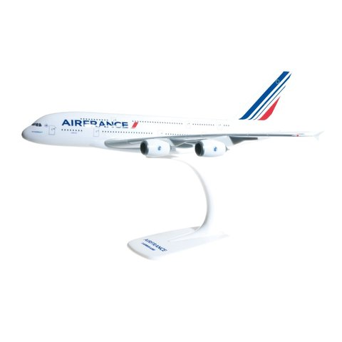 A380-800 Air France F-HPJA 1:250 with stand