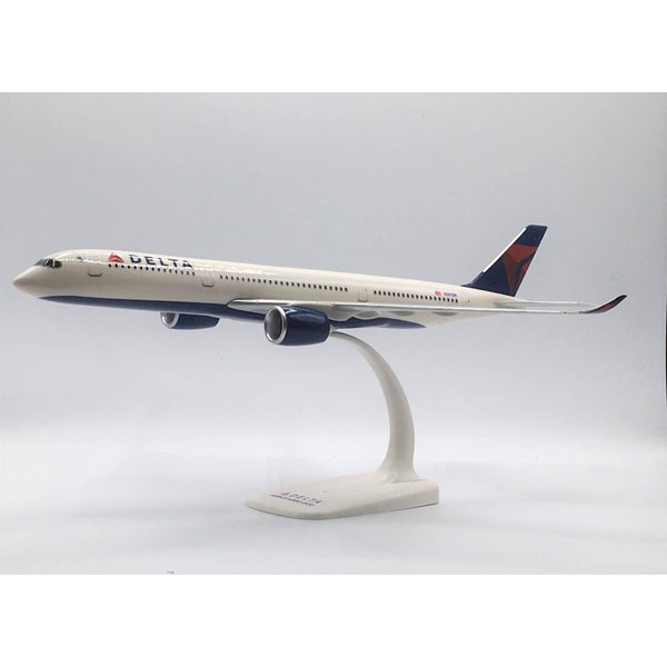 PPC Models A350-900 Delta N501DN 1:200 with stand