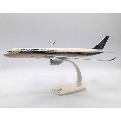 A350-900 Singapore 9V-SMA 1:200 with stand