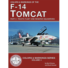 Detail & Scale Aviation Publications Colors & Markings of the F14 Tomcat: Part 2 SC
