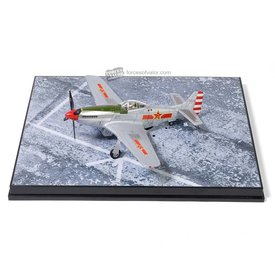 Forces of Valor P51D Mustang 2nd Squadron ACG PLA 1949 1:72 +Preorder+