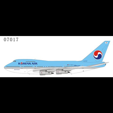B747SP Korean Air HL7457 FIFA World Cup 2002 1:400 +preorder+