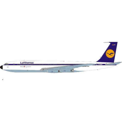 B707-400 Lufthansa 1967 livery D-ABOF Hamburg 1:200 +preorder+